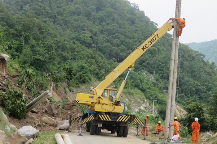 Công ty điện lực Bình Thuận cách Sài Gòn bao xa?