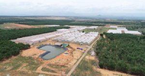 Hồ Cà Dây Bắc Bình Bình Thuận-Điểm cắm trại lý tưởng