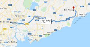 Vì sao nhu cầu thuê xe từ Sài Gòn đi Bình Thuận ngày càng tăng?