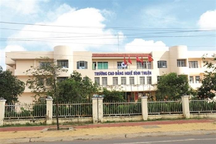 Đôi nét về trường Cao đẳng nghề Bình Thuận