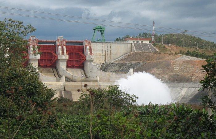 Hồ thuỷ điện Đại Ninh